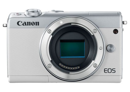 Canon анонсировала беззеркальную камеру M100 с APS-C сенсором и ценой $599