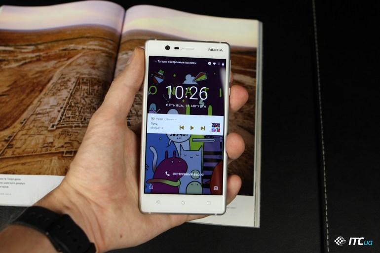 Экспресс-обзор Nokia 3