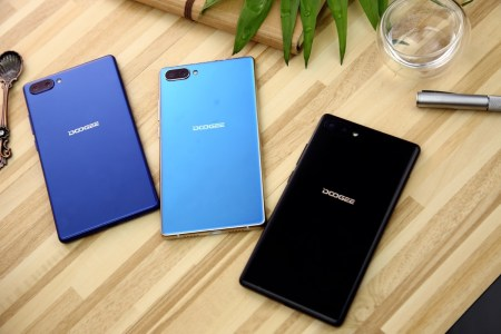 DOOGEE открыла в Украине представительство и начнёт продажи смартфона DOOGEE MIX