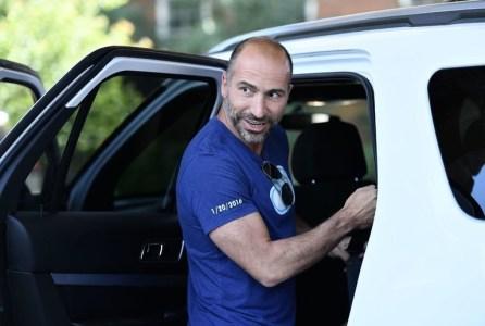 Новым главой Uber, вероятно, станет гендиректор туристического сервиса Expedia