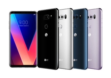 Прямая видеотрансляция презентации смартфона LG V30 (завершено)