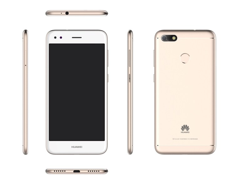 Смартфон Huawei P9 lite mini – уменьшенная и слегка упрощенная версия модели P9 lite