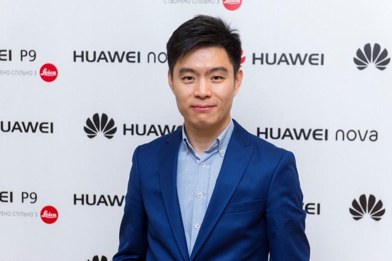 Кевин Чжоу, начальник департамента Huawei Consumer BG в Украине: «В год жители Украины приобретают около 500 000 планшетов»