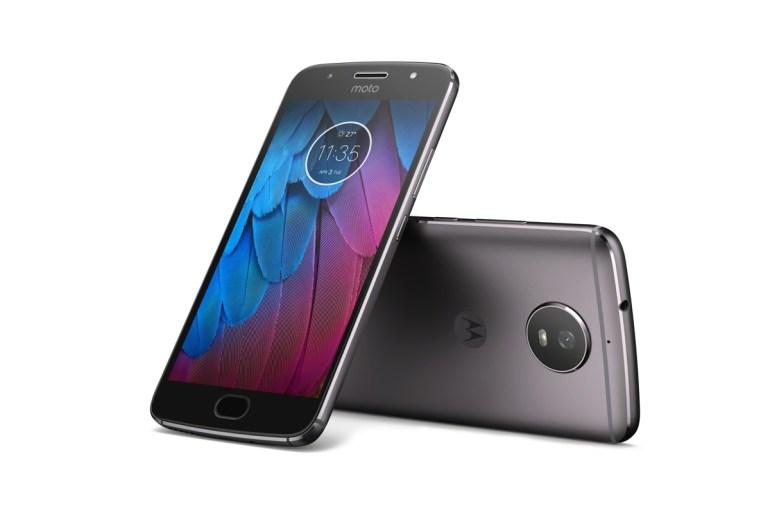 Motorola назвала цены на Moto Z2 Play, Moto G5S и Moto G5S Plus в Украине