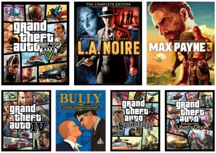 В Steam стартовала распродажа игр Rockstar Games со скидками до 70%