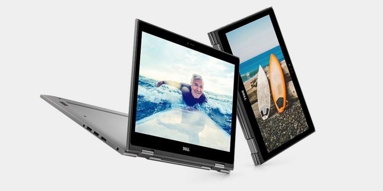 Dell оснастила ноутбуки Inspiron и XPS 13 новыми процессорами Intel Kaby Lake