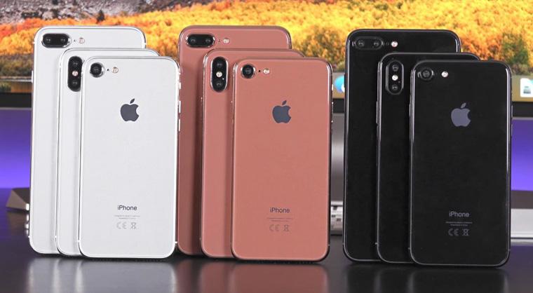 iPhone 8 заметили в кармане Тима Кука, а также узнали, что смартфон получит хранилище на 64, 256 или 512 ГБ и ценник от $999 и выше