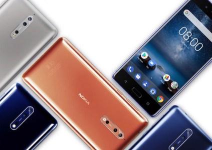 Состоялся официальный анонс смартфона Nokia 8 с двойной камерой, оптикой Zeiss и чистым Android