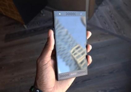 Прототипы смартфона Red Hydrogen One стоимостью $1200 запечатлены на видео