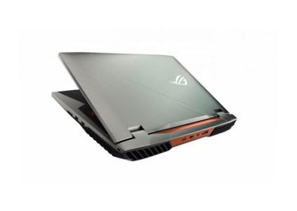 ASUS анонсировала игровой ноутбук ROG Chimera с поддержкой NVIDIA G-Sync и частоты обновления 144 Гц