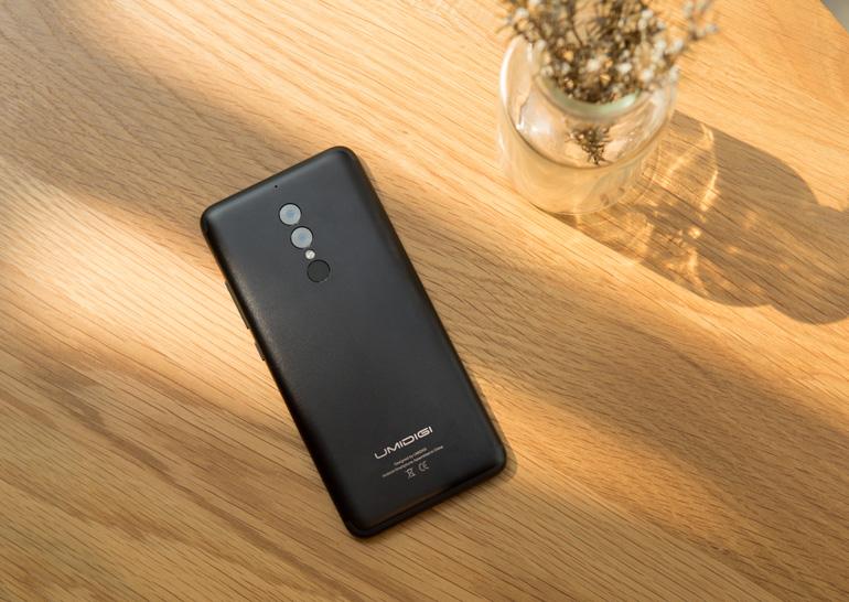 Смартфон UMIDIGI S2 получил 6-дюймовый дисплей с соотношением 18:9 и батарею ёмкостью 5100 мАч