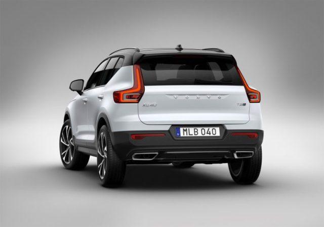 Полностью электрическая версия кроссовера Volvo XC40 будет представлена до конца текущего года и выйдет на дороги в 2020 году (гибридная появится еще раньше) - ITC.ua