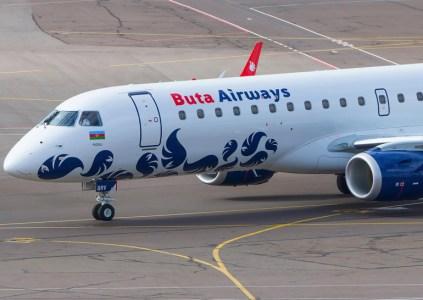 Азербайджанский лоукостер Buta Airways запускает новые рейсы из аэропорта «Киев»