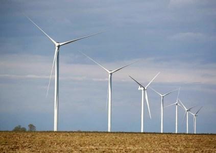 Китайцы хотят построить в Украине крупнейшую в Восточной Европе ветроэлектростанцию мощностью 500 МВт