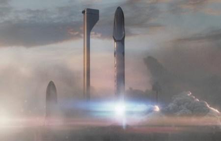 В эту пятницу Илон Маск представит обновленную концепцию полета на Марс