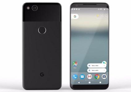 Инсайдеры опубликовали технические характеристики новых смартфонов Google Pixel 2 и Pixel 2 XL