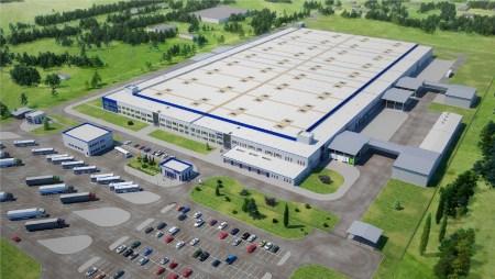 Немецкий концерн LEONI открыл второй завод в Украине по производству кабельной продукции для европейских автопроизводителей на 5000 рабочих мест