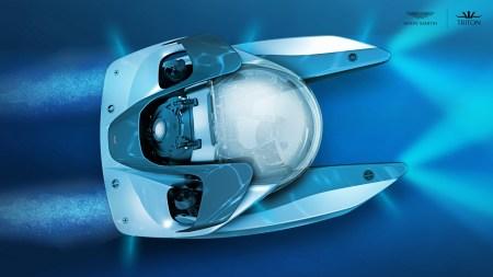 Aston Martin представил трехместную подводную лодку Project Neptune стоимостью $4 млн и «разработал» концепт дизайна для будущего электромобиля Dyson