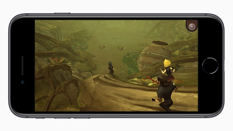 Apple представила смартфоны iPhone 8 и iPhone 8 Plus, созданные для дополненной реальности