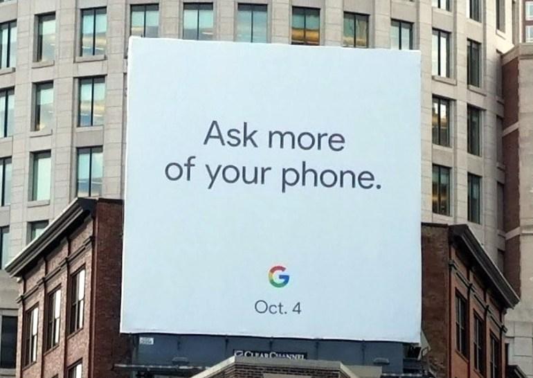 Официально: Презентация флагманских смартфонов Google Pixel 2 состоится 4 октября 2017 года (обновлено)