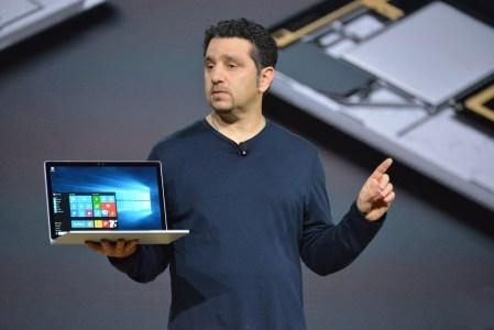 Microsoft наметила на 31 октября мероприятие, где ожидается анонс новых устройств Surface
