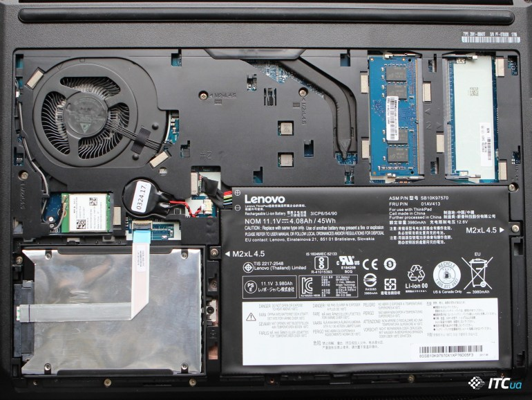 Обзор Lenovo ThinkPad E470