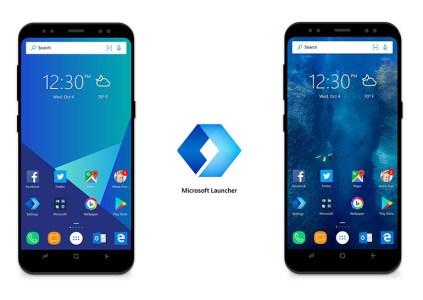 Новый лаунчер Microsoft Launcher для Android позволяет начать работу на смартфоне, а продолжить – уже на компьютере