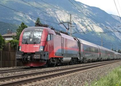 С 10 декабря начнёт курсировать прямой поезд Киев-Вена, проходящий через Будапешт