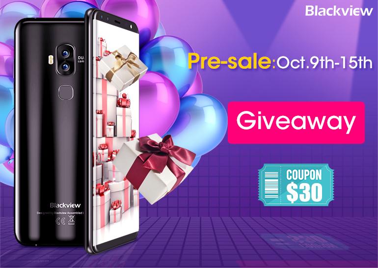 Стартовала предварительная продажа Blackview S8