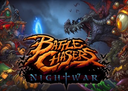 Battle Chasers: Nightwar – забытые герои