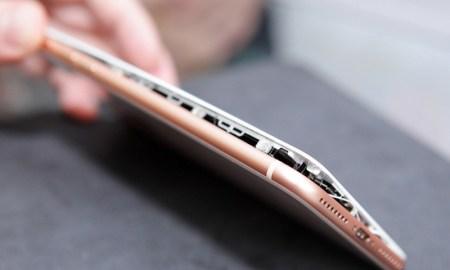Apple расследует недавние случаи вздутия iPhone 8 Plus с отслоением экрана
