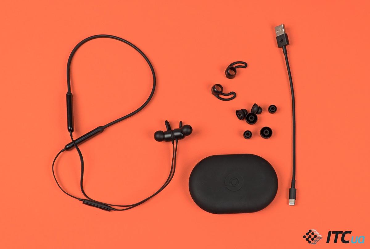 BeatsX Earphones Black (MLYE2)