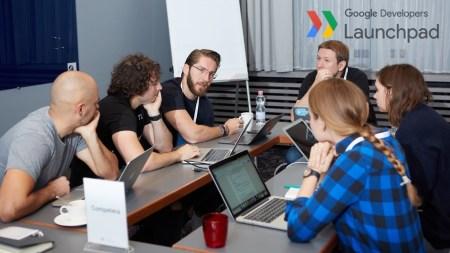 Google проведет для украинских стартапов бесплатную обучающую программу Launchpad Start