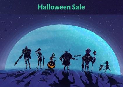 На GOG стартовала «Хэллоуин Распродажа 2017» с 90% скидками на 200 игр и бесплатной Tales from the Borderlands для самых активных покупателей
