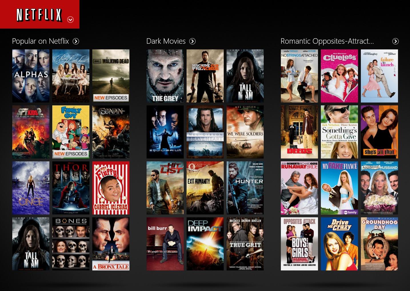 в 2018 году Netflix потратит на производство фильмов и