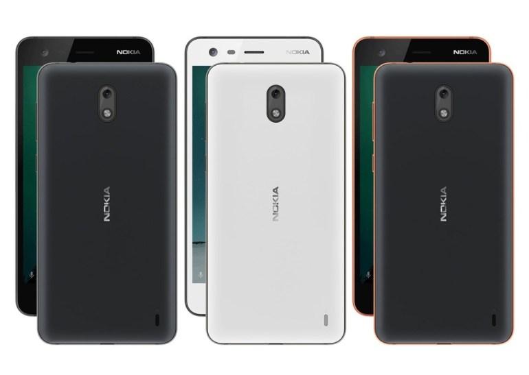 HMD представила бюджетный смартфон Nokia 2 с ценником €99, 5-дюймовым HD-экраном, чипом Snapdragon 212, 8 Мп камерой, батареей на 4100 мАч и чистым Android 7.1