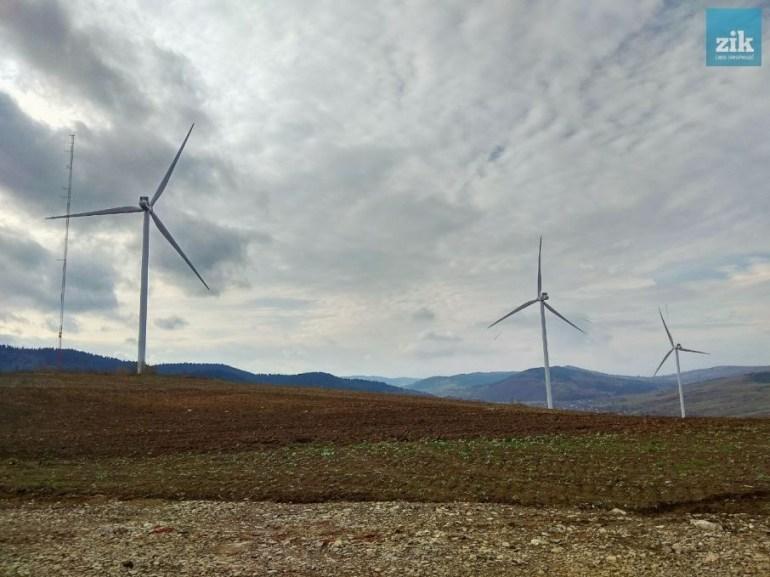 На Львовщине открыли ветроэлектростанцию мощностью 20,7 МВт, способную обеспечить энергией более двух районов области