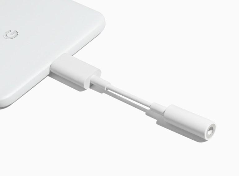 За переходник для наушников с разъемом 3,5 мм Google просит целых $20. У Apple он стоит более чем вдвое дешевле