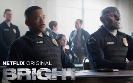 Финальный трейлер фантастического полицейского боевика «Яркость» / Bright от Netflix с орками, эльфами и феями