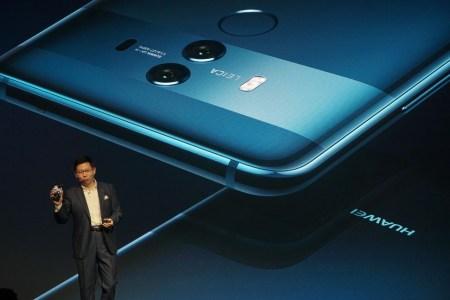 Huawei разрабатывает собственный «гибкий смартфон» и может представить его уже в следующем году