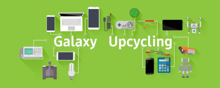 «Вторая жизнь старых смартфонов»: Специалисты Samsung собрали ферму для добычи криптовалют из 40 старых Galaxy S5
