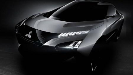 Концепт кроссовера Mitsubishi e-Evolution получит три электродвигателя и искусственный интеллект с режимом «инструктора по вождению»