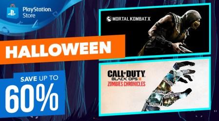 В PlayStation Store стартовала распродажа «жутких» игр к празднику Хэллоуин: Resident Evil 7, Outlast 2, Fallout 4 и др.