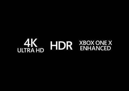 Некоторые старые игры для Xbox 360 были улучшены для работы на новой консоли Xbox One X