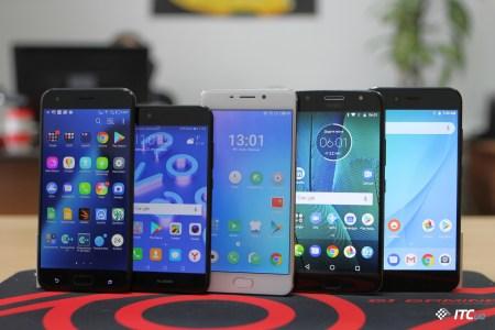 Итоги голосования: сравнение камер ASUS Zenfone 4, Huawei Nova 2, Meizu M6 Note, Moto G5s Plus и Xiaomi Mi A1