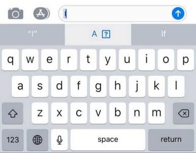 Обновление iOS 11.1 поломало стандартную клавиатуру на iPhone, iPad и iPod touch