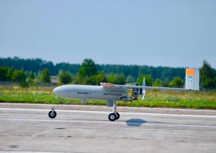 ГП «Антонов» провёл первый демонстрационный полёт украинского тактического БПЛА «Горлица», способного нести ракетное вооружение