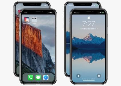 Приложение Notch Remover убирает вырез в верхней части экрана iPhone X