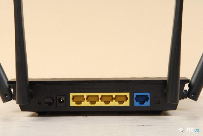 Экспресс-обзор маршрутизатора ASUS RT-AC58U