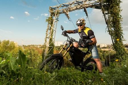 «$165 тыс., 75 бэкеров и 50 байков»: Украинский электробайк DelFast eBike успешно завершил кампанию на Kickstarter, собрав в три раза больше запланированной суммы